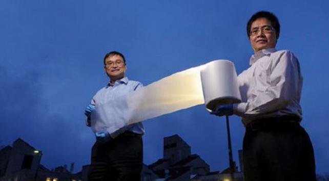 Sıfır enerji kullanarak objeleri serin tutan malzeme geliştirildi