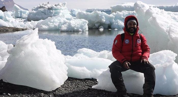 Antarktika'dan toplanan liken örnekleri ilaç çalışmalarında kullanılacak