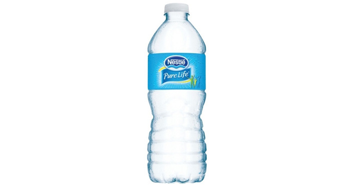 Nestle ve Danone yenilenebilir şişe arayışına girdi.