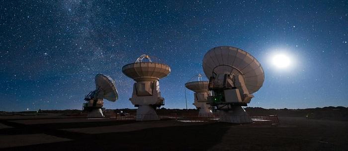 Oksijenin Evrende En Az 13 Milyar Yıl Önce Oluştuğu Kanıtlandı