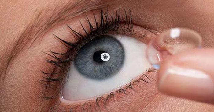 Akıllı lens geliştirildi
