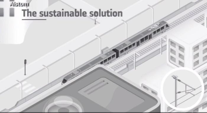Almanya, Sadece Buhar Yayarak Sıfır Emisyon İle Çalışan Trenini Tanıttı