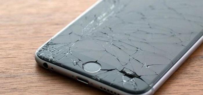 Çatlak telefon ekranları tarihe karışıyor