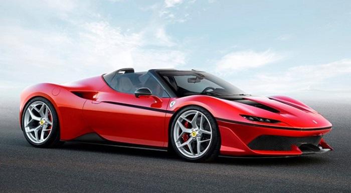 Ferrari PPG'nin boya teknolojilerini kullanıyor