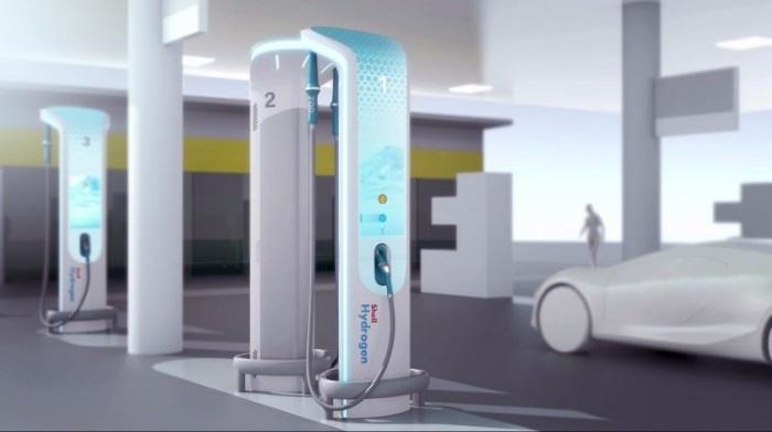 Hidrojen yakıt istasyonu konsepti ortaya çıktı