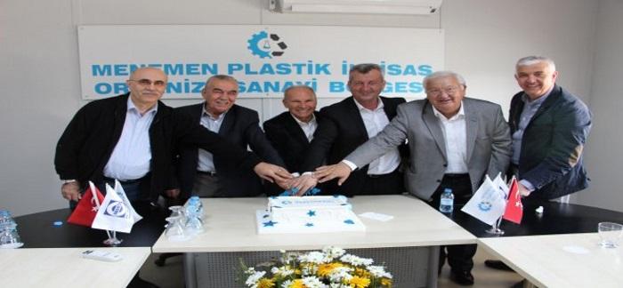 Menemen Plastik Sanayide İddialı