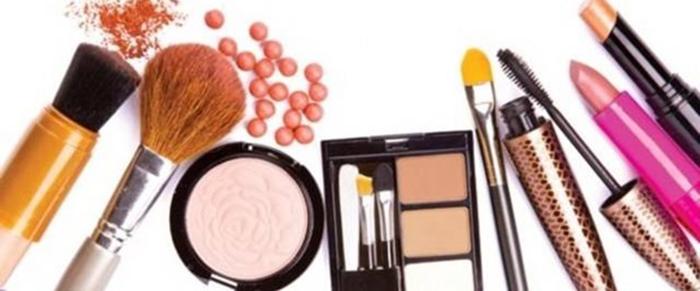 Pazarda satılan kozmetik 600 milyon dolara ulaştı