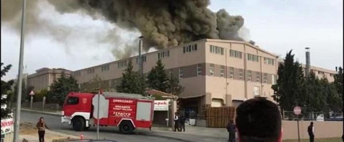 Tekirdağ'da fabrikada kimyasal sızıntı paniği: 40 işçi hastanelik oldu