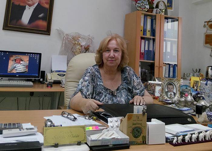 YTÜ – Prof. Dr. Sabriye PİŞKİN ile Röportaj