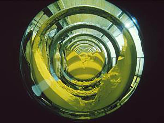 İzotopik İmza ile ''Sarı Kek'' Olarak Adlandırılan Uranyumun Kaynağını Tespit Etmek Artık Mümkün