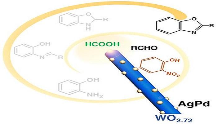 Nano Katalizör Dört Reaksiyonun Bir Seferde Gerçekleşmesini Sağlıyor