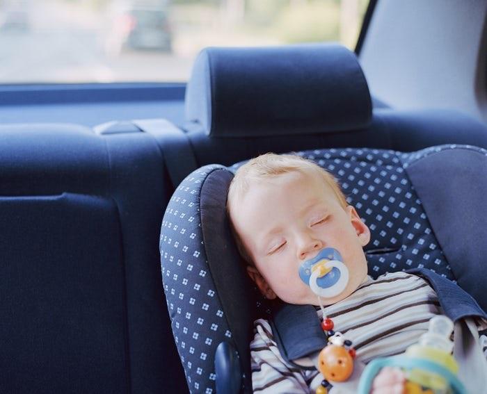 Hava Kirliliği, Araç İçinde Yolculuk Yapan Çocuklara Dış Ortamdan Çok Zarar Veriyor