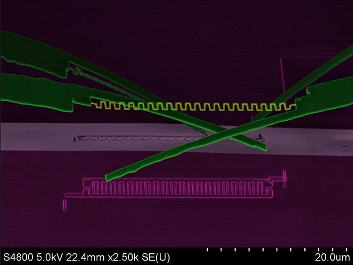 Yüksek Duyarlılıktaki Nanosensörler Felaketleri Önlüyor