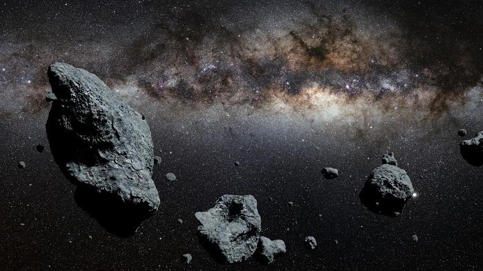 Asteroitlerden Ne Öğrenebiliriz?