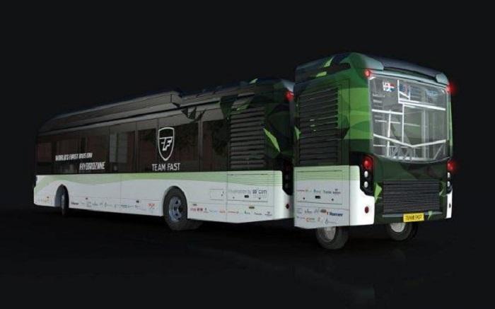 Formik Asit ile Çalışan Otobüsler Karbon Salınımı Yapmıyor