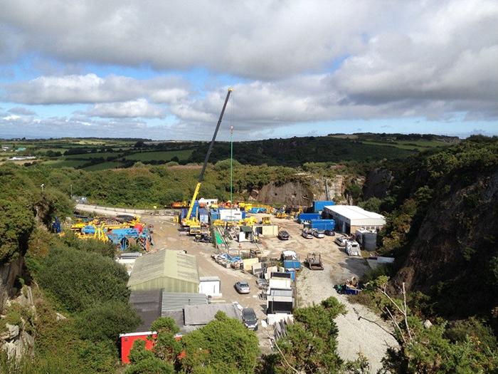İngiltere'nin İlk Jeotermal Enerji Projesi