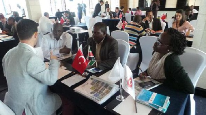 Bursa Kimya Sektörü Yönünü Afrika'ya Çevirdi