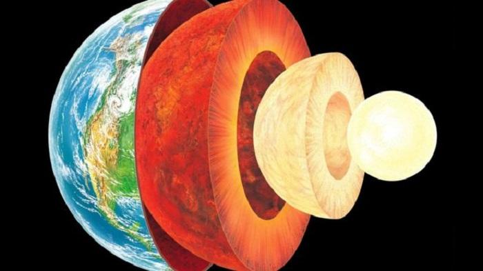 Dünyanın Çekirdeğindeki 'Kayıp Element' Bulundu