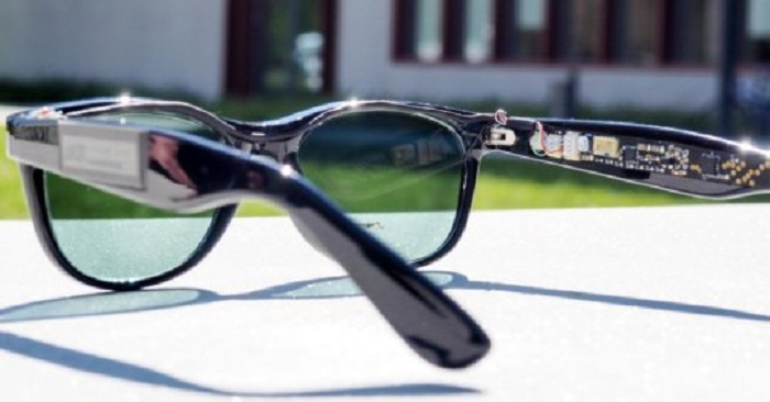 Güneş Enerjisi Üreten Akıllı Güneş Gözlükleri