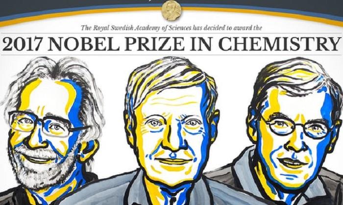 2017 Nobel Kimya Ödülü Sahipleri Belli Oldu