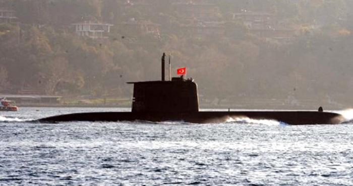 Hidrojen Yakıt Teknolojisiyle Çalışacak Denizaltıları Yolda