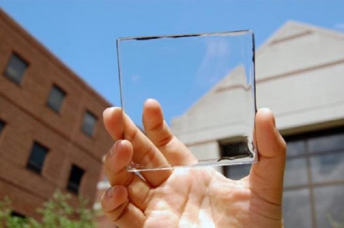 """Şeffaf Güneş Teknolojisi """"Geleceğin Modasını"""" Temsil Ediyor"""