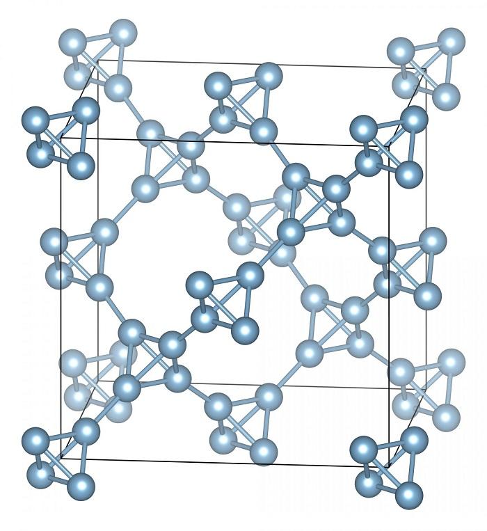 Ultra-Hafif Kristalin Alüminyum Yapısının Keşfi