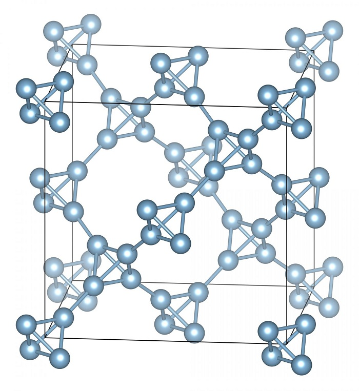 ultra hafif kristalin aluminyum yapisinin kesfi - Ultra-Hafif Kristalin Alüminyum Yapısının Keşfi