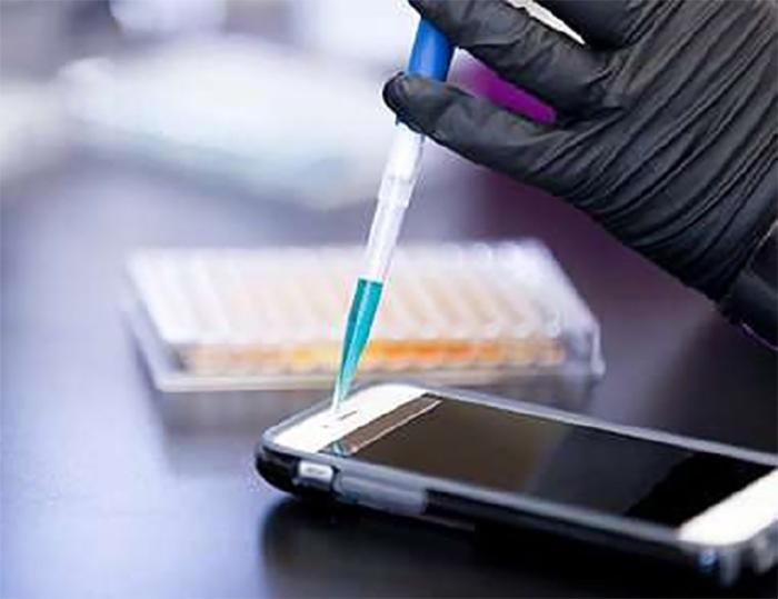 kimya bilimi tus kilidi olarak ter analizini oneriyor - Kimya Bilimi, Tuş Kilidi Olarak 'Ter Analizini' Öneriyor