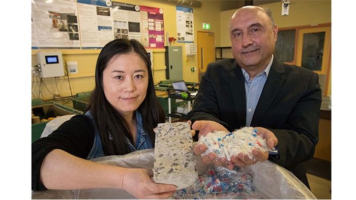 Plastik Diyaliz Hurdalarından Dayanıklı Beton Üretildi!