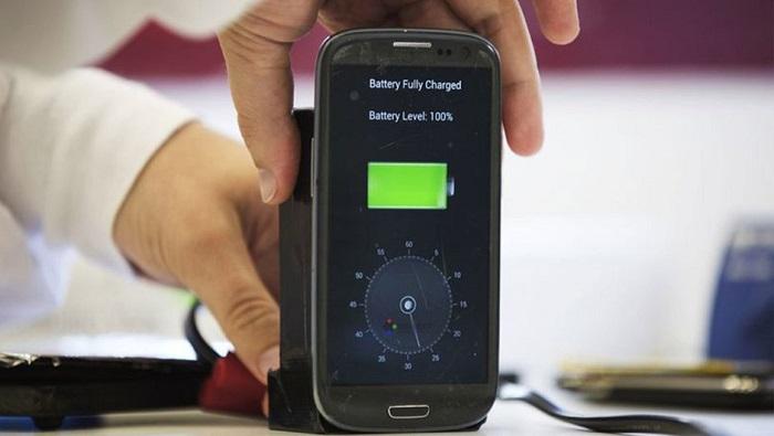 Yürürken Cep Telefonu Şarj Edeceğiz
