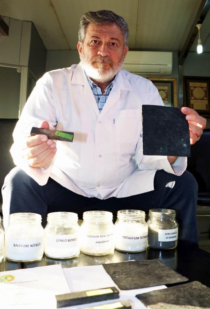 bor madeniyle dunyanin en sert celigi uretildi 4 - Bor Madeniyle Dünyanın En Sert Çeliği Üretildi