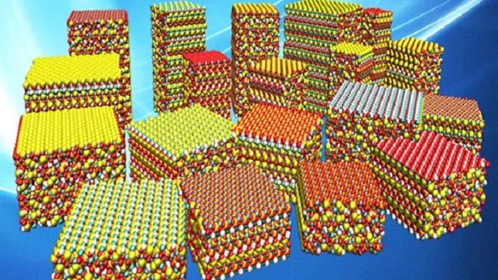 Daha Güçlü Betonlar için Programlanabilir Çimento Parçacıkları