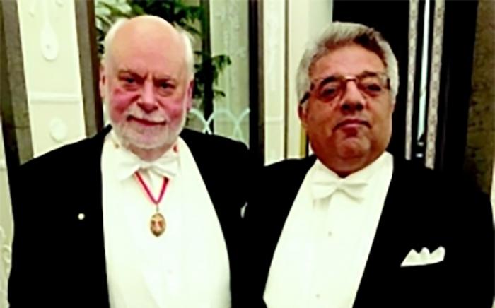 Nobel Ödülü Sahibi Cilt Bakım Hattını Tanıtıyor