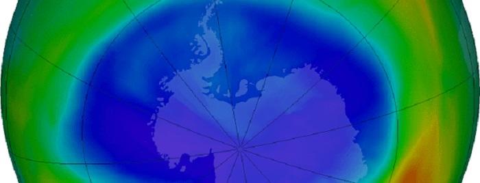 Ozon Deliği Son Yıllarda Olmadığı Kadar Küçük