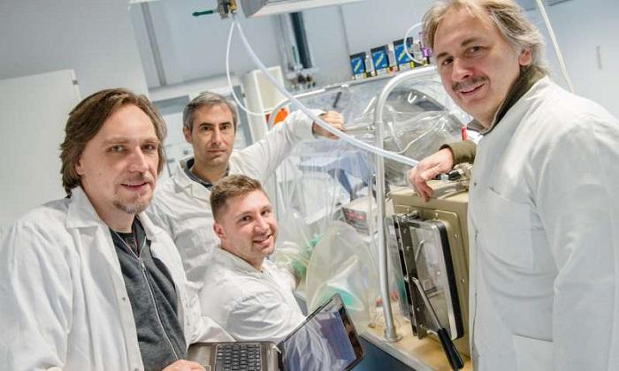 Protein Ortamı Hidrojen Üretimi İçin Etkili Olan Katalizörü Sağlıyor