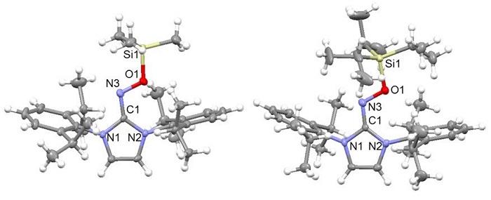 radikal molekulleri kaybolmadan once yakalama - Radikal Molekülleri Kaybolmadan Önce Yakalama