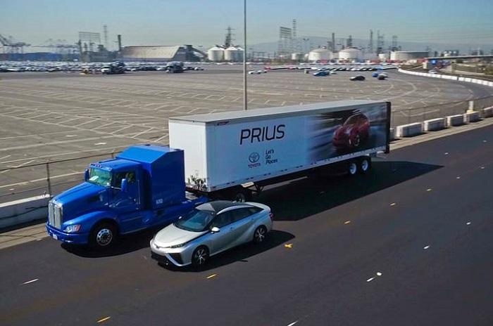 toyota hayvan gubresinden hidrojen ve elektrik uretecek - Toyota Hayvan Gübresinden Hidrojen ve Elektrik Üretecek