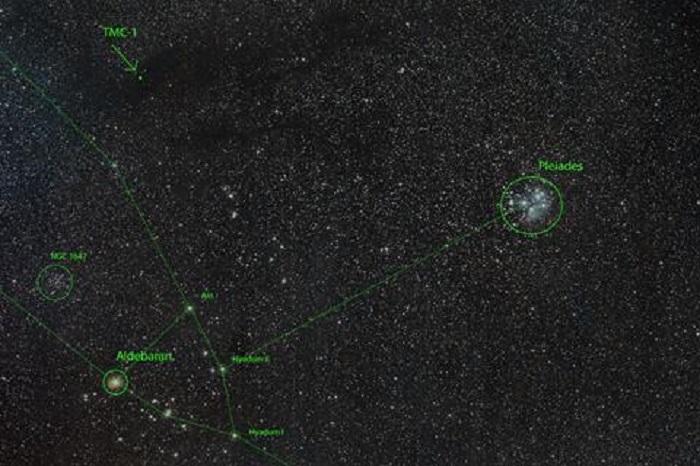 ilk aromatik molekul yildizlararasi uzayda tanimlandi - İlk Aromatik Molekül Yıldızlararası Uzayda Tanımlandı