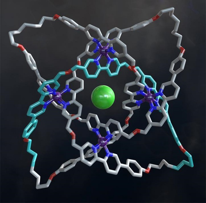 Moleküler Düğüm, Guinness Dünya Rekorunu Kırdı