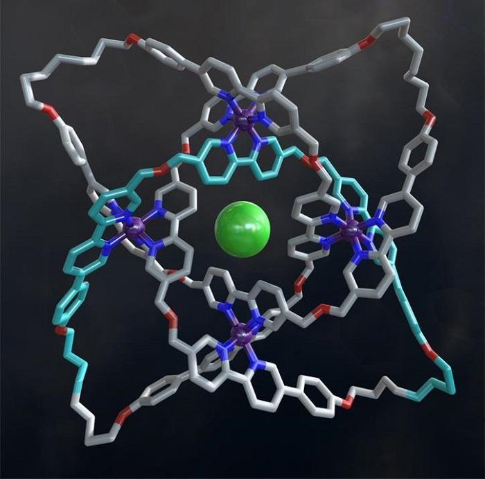 molekuler dugum guinness dunya rekorunu kirdi - Moleküler Düğüm, Guinness Dünya Rekorunu Kırdı