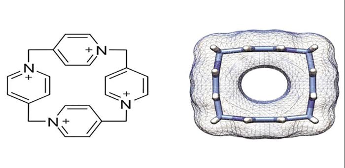 molekuler kutu 4 piridin kimyacilari sasirtti - Moleküler Kutu (4-Piridin) Kimyacıları Şaşırttı