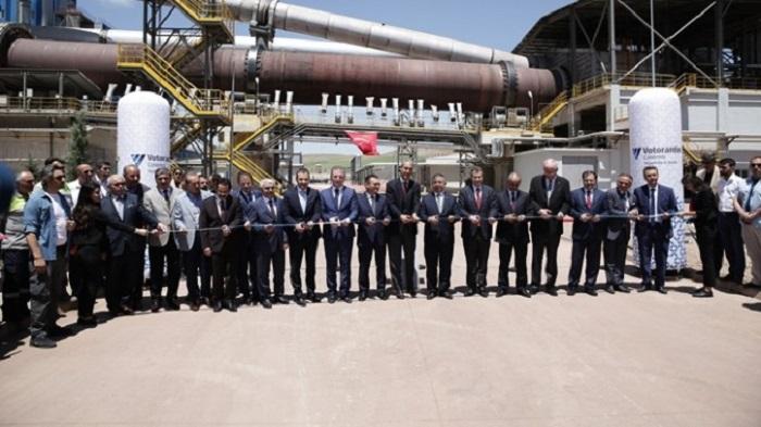 Sivas Çimento Fabrikasına 140 Milyon Euroluk Yatırım