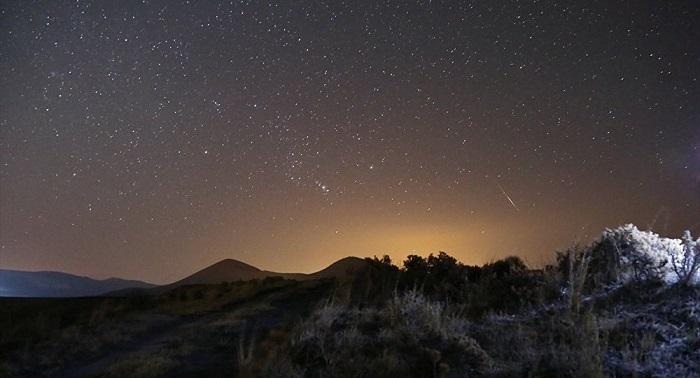 Bilim İnsanları Yeryüzüne Düşen Göktaşlarında Yaşam Kaynağı Buldu