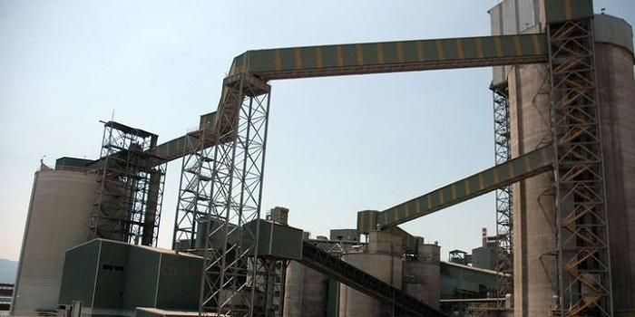 Çimento Üretimi Yüzde 3.1 Arttı