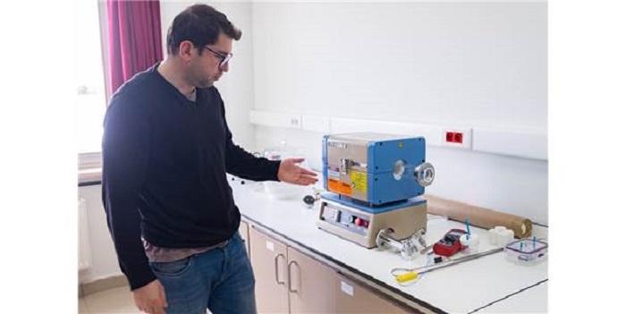 Şeyh Edebali Üniversitesi'nden Hidrojen Enerjisi Alanında Önemli Çalışma