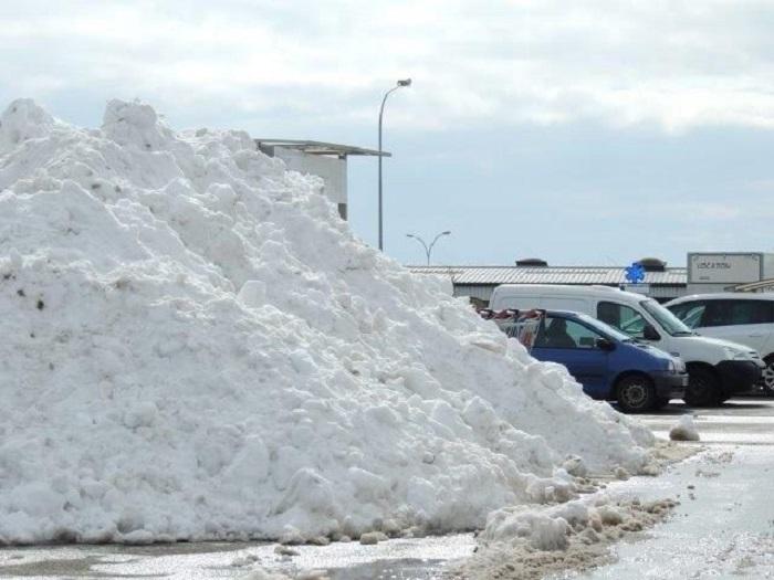 Termal Battaniyeler Karları Hızla Eritebilir