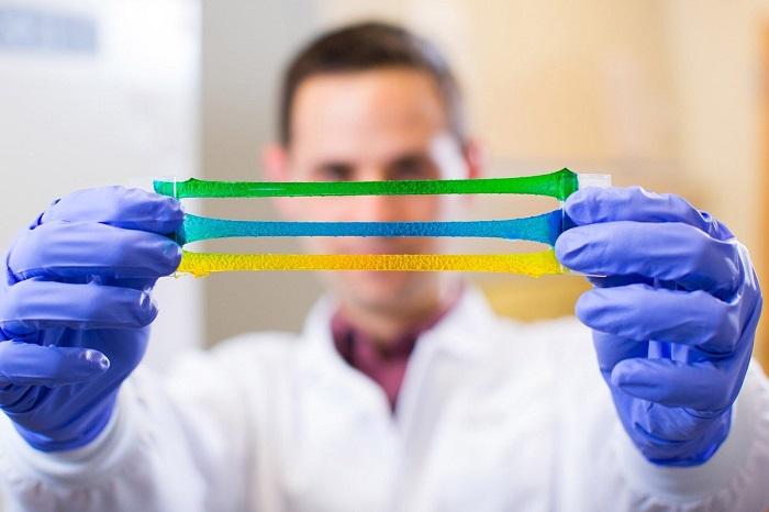 Araştırmacılar Yaraları Kapatmak için Hidrojel Yapıştırıcılar Tasarlıyor