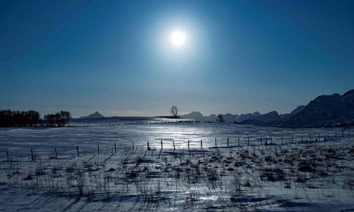 Buzullar Tarihin En Ilık Kışını Geçiriyor