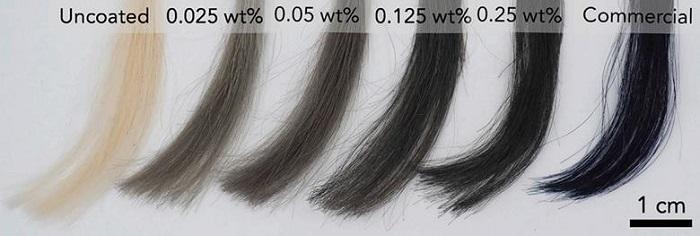 Grafen Boya ile Sadece 10 Dakikada Daha Sağlıklı Saçlar